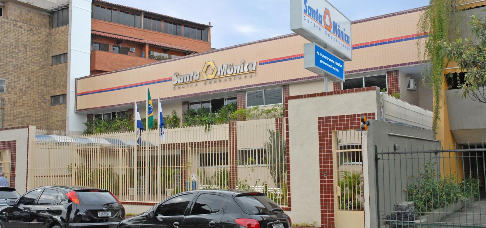 08b7a3f1b Barra da Tijuca - Santa Mônica Centro Educacional